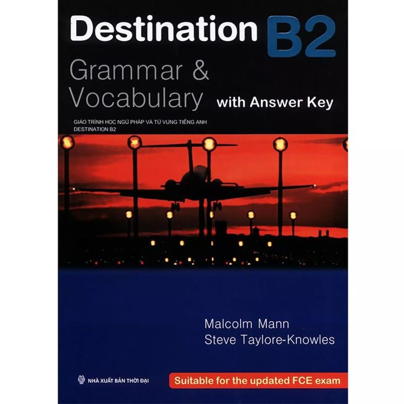 Sách ngữ pháp tiếng Anh B2