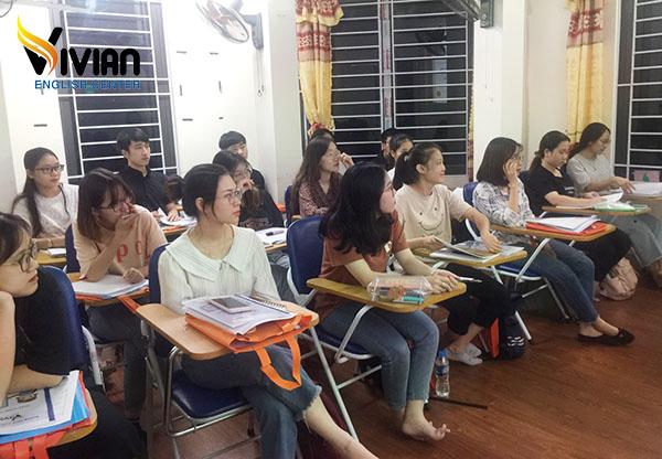 Lớp luyện thi chứng chỉ tiếng Anh B1-256